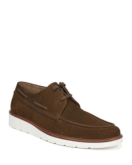 Vince Men's Wellington London Sport Suede Sneakers