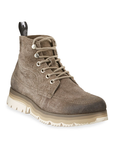 Sorel Men's Atlis Waterproof Suede Ankle Boots
