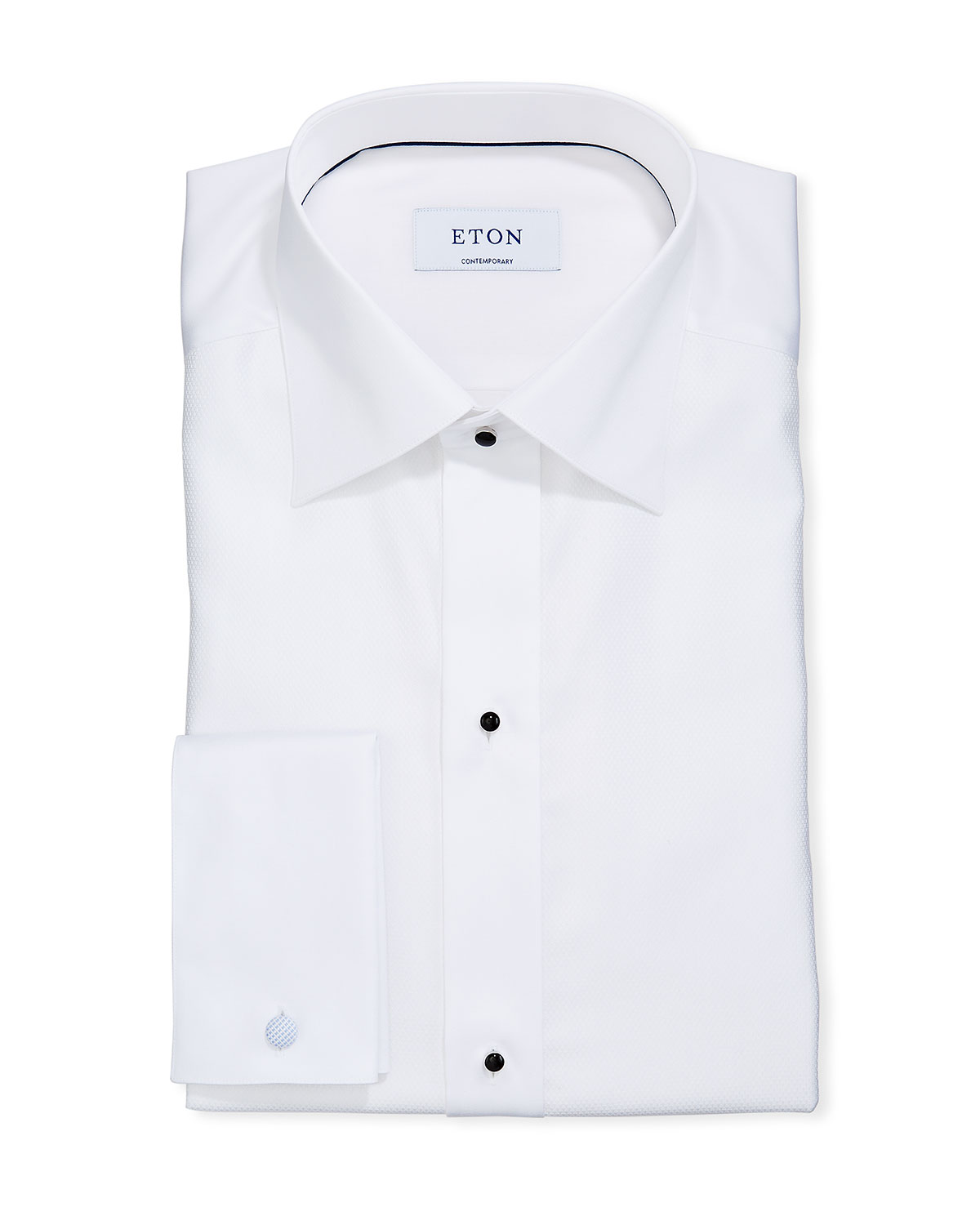 Eton Men's Formal Dobby Contemporary Dress Shirt