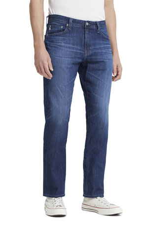 AG Adriano Goldschmied Men's Graduate Denim Jeans