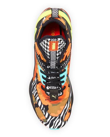 Puma Men's LQDCELL Origin Multipattern Training Sneakers