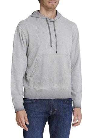 AG Adriano Goldschmied Men's Hydro Cotton Hoodie Sweatshirt