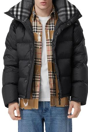 Men S Designer Coats Amp Jackets At Neiman Marcus