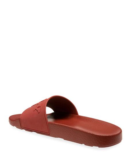 Bally Men's Slaim Rubber Pool Slides