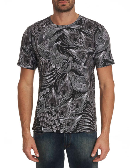 Robert Graham Men's Samson & Delilah Graphic T-Shirt