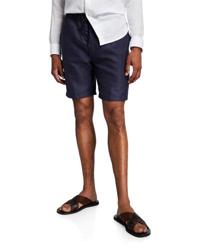 Men's Sydney 1 Linen Shorts