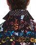 Robert Graham Men's Technicolor Floral Stretch-Cotton Sport Shirt