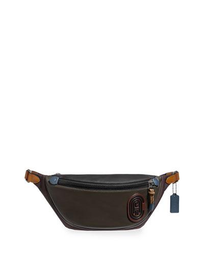 Men's Rivington Leather Belt Bag/Fanny Pack