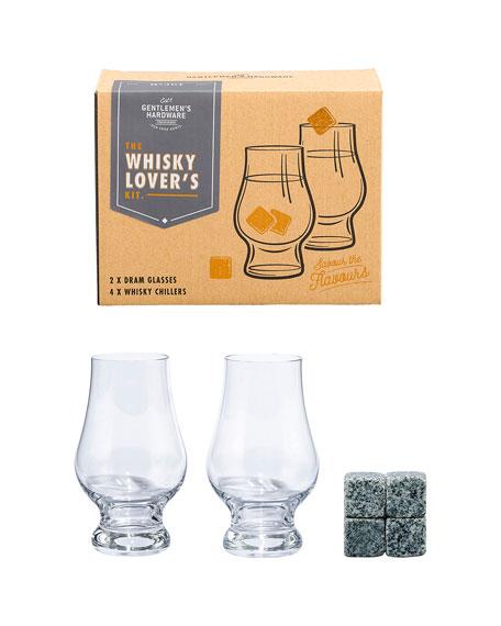 Gentlemen?s Hardware Men's Whisky Lover's Kit