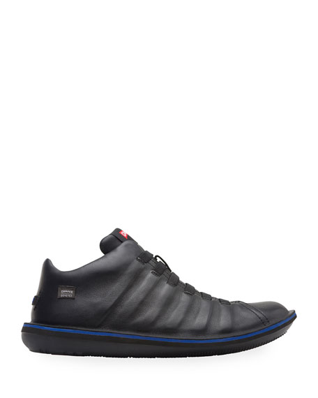 Camper Men's Beetle Winterproof Smooth Leather Sneakers