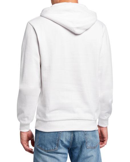 Eleven Paris Men's Bubble Knit Pullover Hoodie