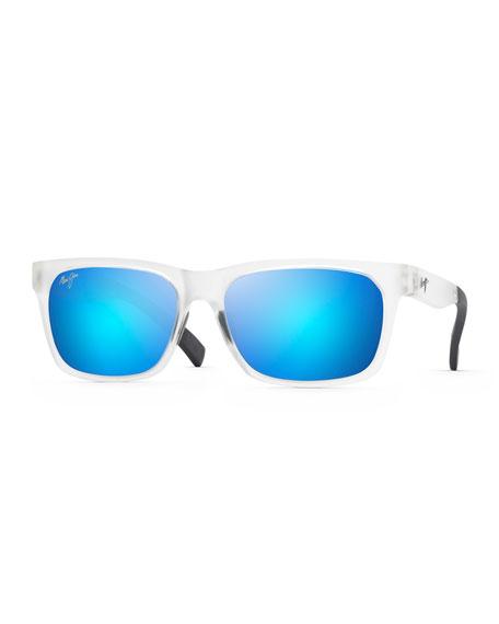 Maui Jim Men's Boardwalk Polarized Nylon Sunglasses