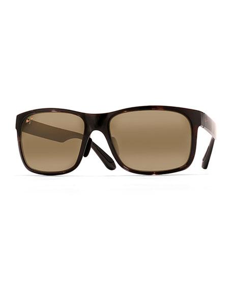Maui Jim Men's Red Sands Polarized Nylon Sunglasses