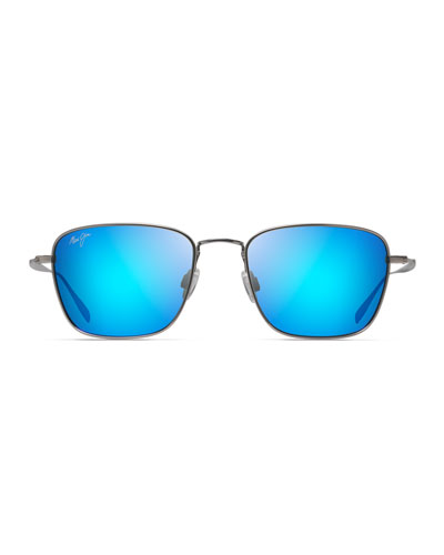 Men's Spinnaker Polarized Lightweight Titanium Sunglasses