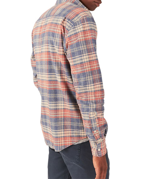 Faherty Men's Seaview Stretch Sport Shirt