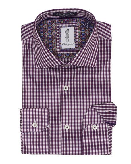 Robert Graham Men's Kenley Check Sport Shirt