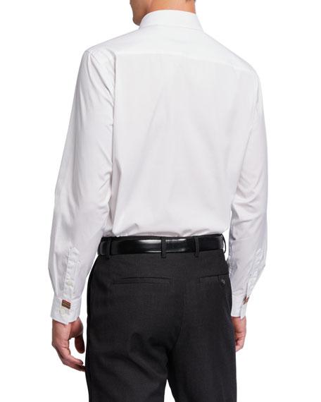 Burberry Men's Louis Classic Sport Shirt, White