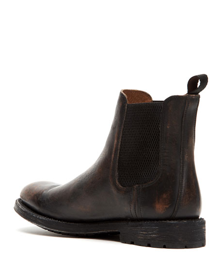 Frye Men's Bowery Leather Chelsea Boots