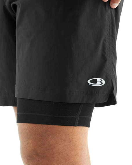 Icebreaker Men's Impulse Training Shorts