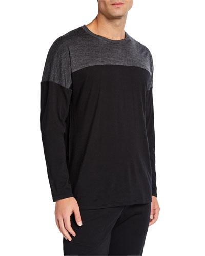 Men's Kinetica Colorblock Cool-Lite Performance Shirt