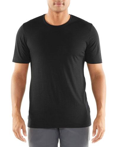 Men's Solace Active Crewneck T-Shirt