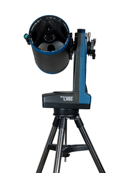 Meade LX65 ACF Telescope with Audio Star