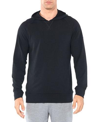Men's Momentum Solid Hoodie Sweatshirt