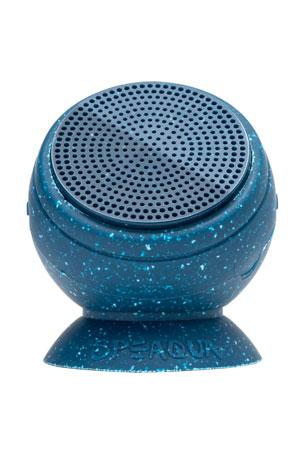 Speaqua Men's The Barnacle Pro Waterproof Bluetooth Speaker