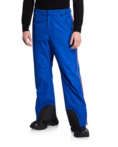 Men's Grenoble Wide-Leg Sport Pants