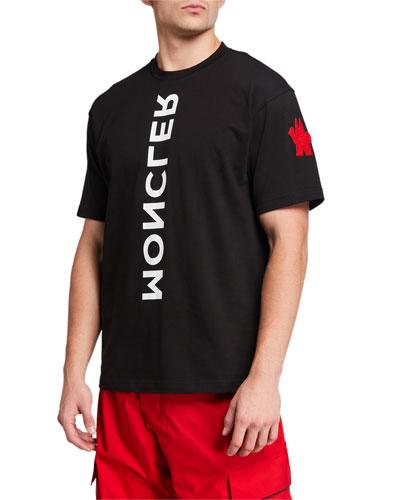 Men's Grenoble Logo Jersey T-Shirt