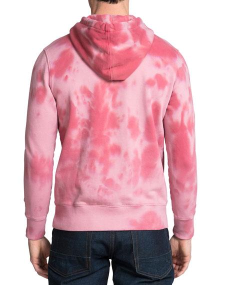 PRPS Men's Cloud Tie-Dye Hoodie Sweatshirt