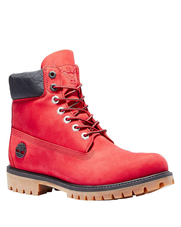 Men\'s Chicago Bulls Hiking Boots