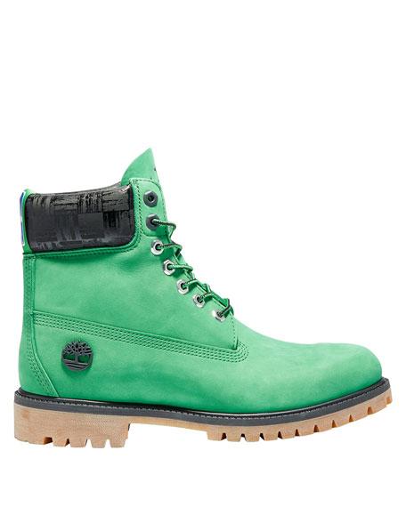 Timberland Men's Boston Celtics Hiking Boots