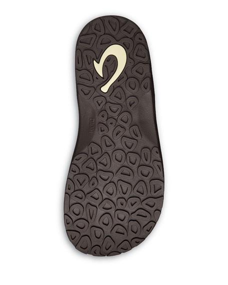 Olukai Men's ʻOhana Koa Thong Sandals
