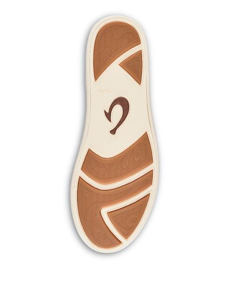 Olukai Men's Manoa Canvas Slip-On Shoes