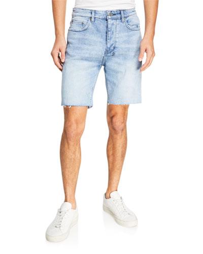 Men's Chopper Ultimatum Cutoff Denim Shorts