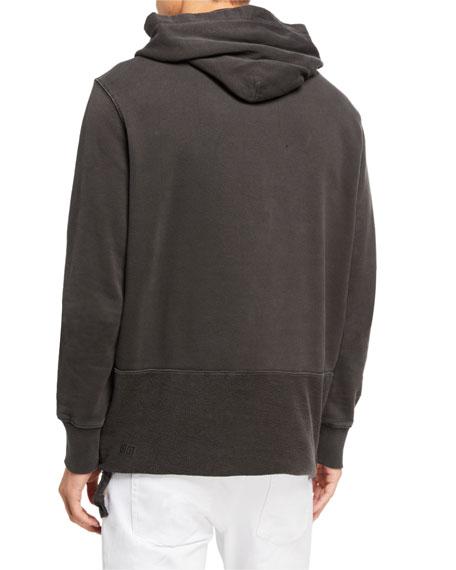 Ksubi Men's Seeing Lines Pullover Hoodie