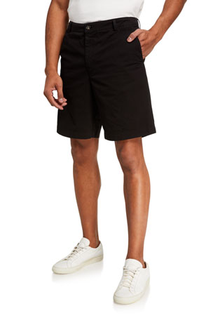 Kenzo Men's Medium-Length Twill Shorts
