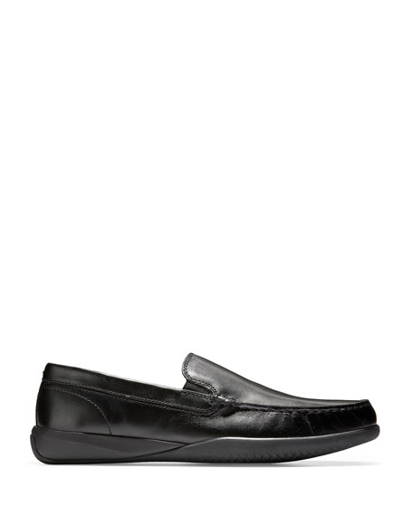 Cole Haan Men's Lovell Leather Moc-Toe Loafers