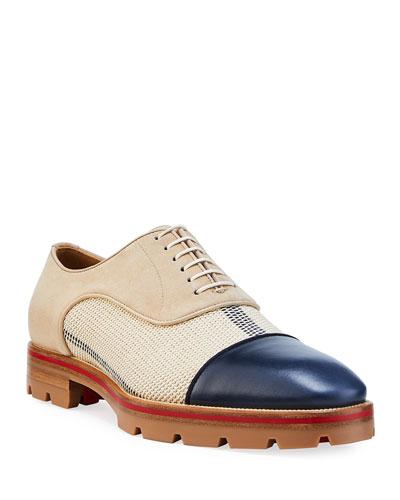 Men's Hubertus Orlato Lace-Up Shoes