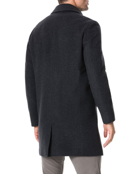 Rodd & Gunn Men's Archers Wool Coat