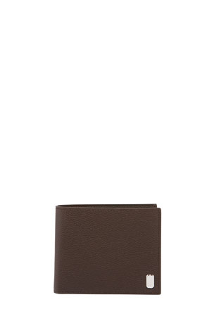 dunhill Men's Belgrave Grained Leather Billfold