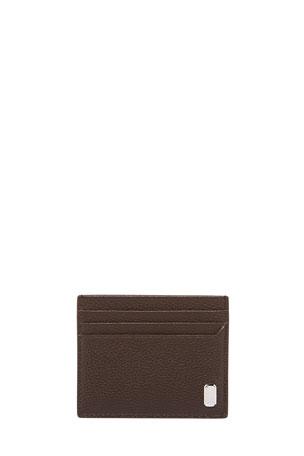 dunhill Men's Belgrave Grained Leather Card Case