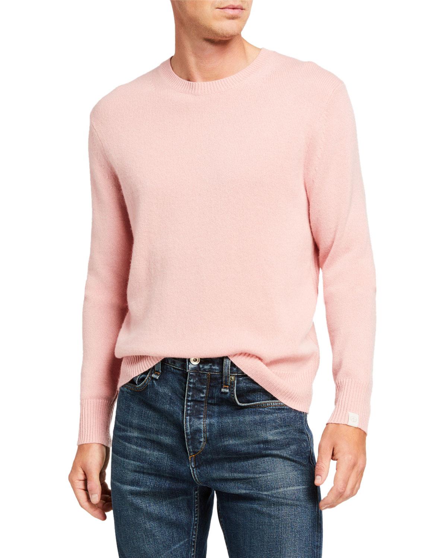 Men's Haldon Crewneck Cashmere Sweater by Rag & Bone
