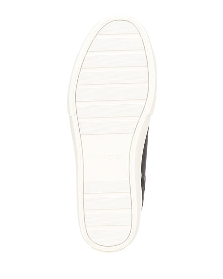 Vince Men's Fynn Suede Mid-Top Sneakers