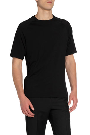Givenchy Men's Logo Typographic T-Shirt