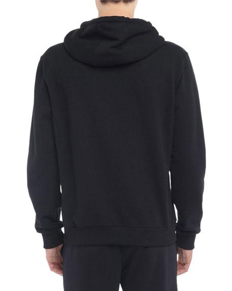 Fendi Men's Karligraphy Hoodie Sweatshirt