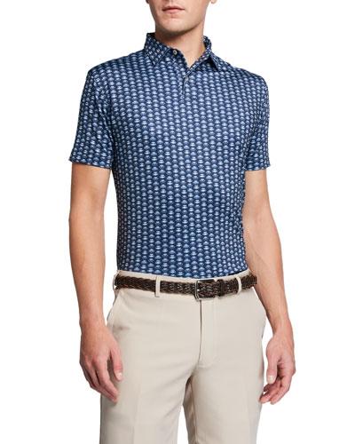 Men's Bolden Euro Cars Short-Sleeve Sport Shirt