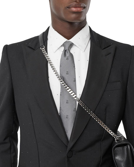 Burberry Manston TB Silk Tie