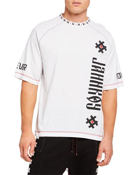 Puma Men's x Jahnkoy Graphic T-Shirt